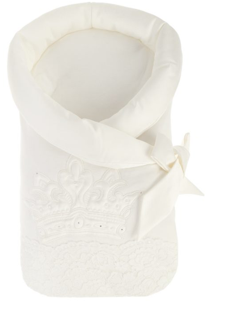 Royal crown baby nest by Sofjia