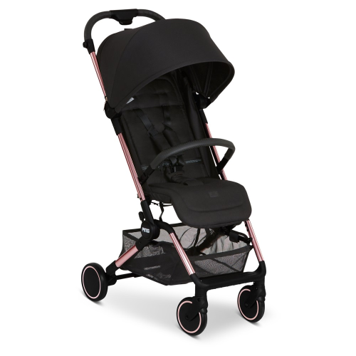 ABC Design Ping Rose Gold Black compact stroller