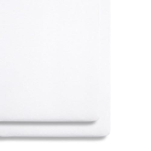 SnuzPod 3 White Crib Sheets Twin Pack