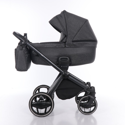 Invictus Baby 2.0 Black 3 in 1 Travel System - Brand New 2020 Model