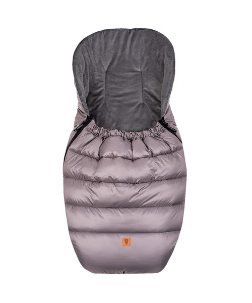 Venicci Winter Footmuff In Grey - New 2020 Design