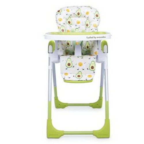 Cosatto Highchair Noodle 0+ Strictly Avocados