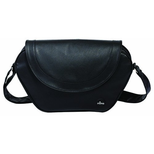 Mima Changing Bag - Trendy Black Flair