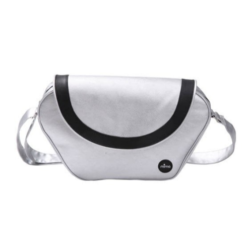 Mima Changing Bag - Trendy Argento