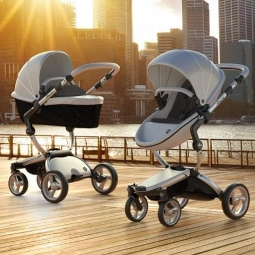 Mima Xari Argento - 2 in 1 Pram Package - Build your Own Mima