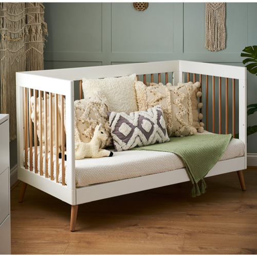 OBaby Scandi Style Cot Bed Maya