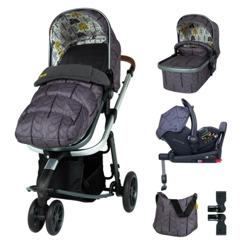 Cosatto Giggle Quad 3 in 1 RAC i-Size Everything Bundle - Fika Forest