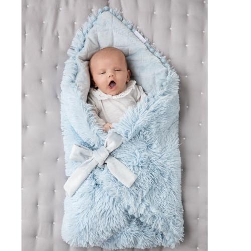 Koochi Baby Wrap in Blue