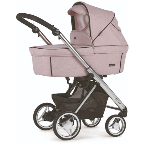 Bebecar Pack Prow 3 in 1 Travel System New 2021 Model - Pink