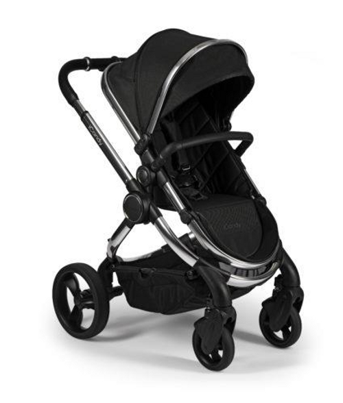 icandy peach black twill pushchair