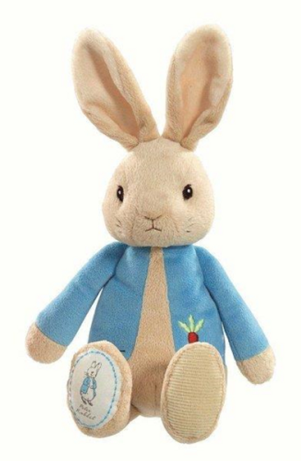 My first Peter Rabbit from the peter rabbit collection