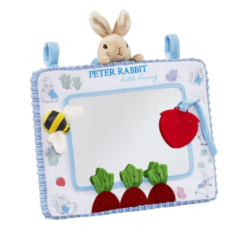 Peter Rabbit baby Activity mirror