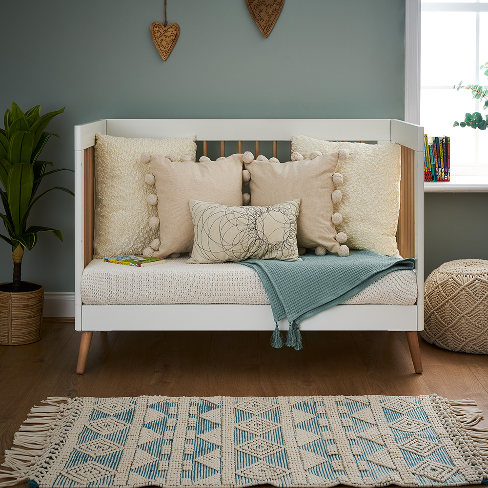 scandi style nursery furniture