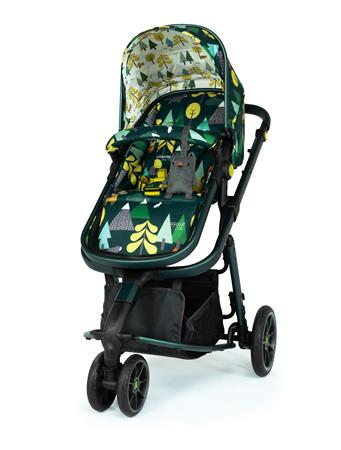 cosatto giggle 3 pushchair in to the wild