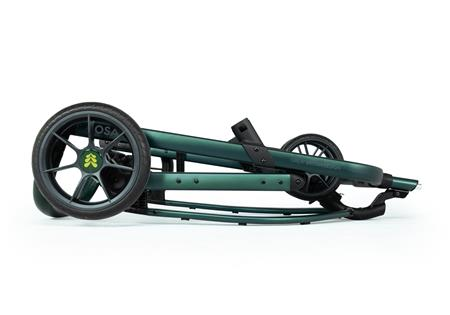 cosatto giggle 3 chassis folded