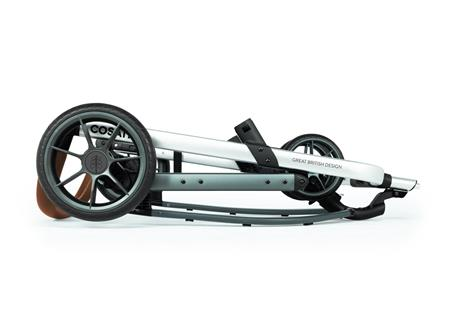 cosatto giggle 3 folded chassis