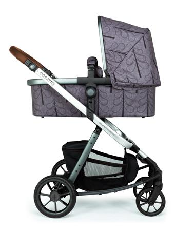 cosatto giggle quad pram and pushchair fika forest