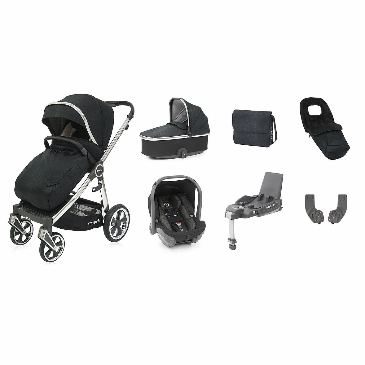 babystyle oyster 3 luxx ultimate package