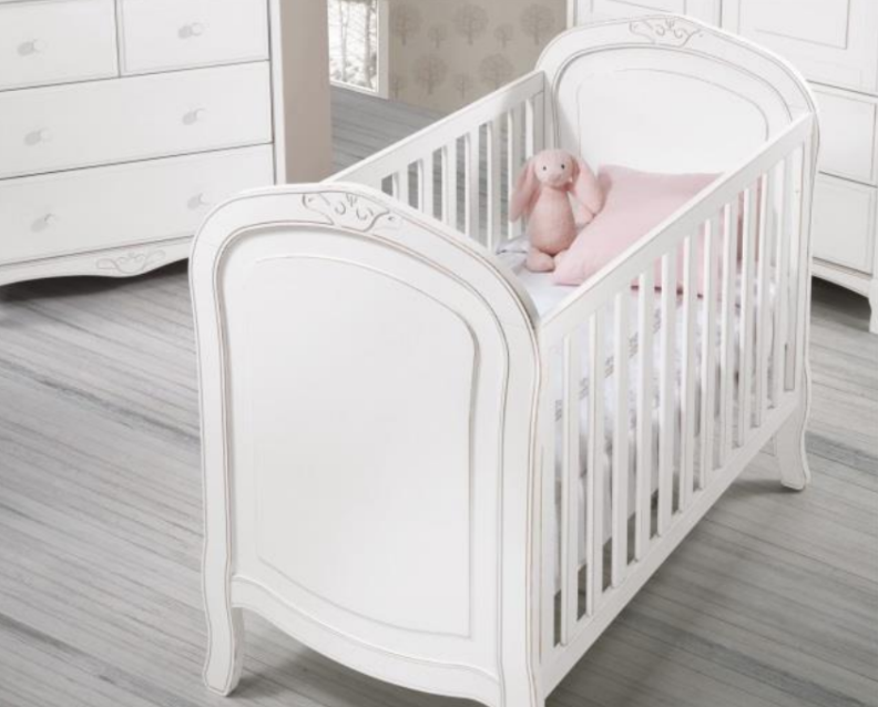bebecar glamour cot bed