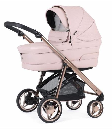 bebecar v pack rose gold pink travel system 2020 colour
