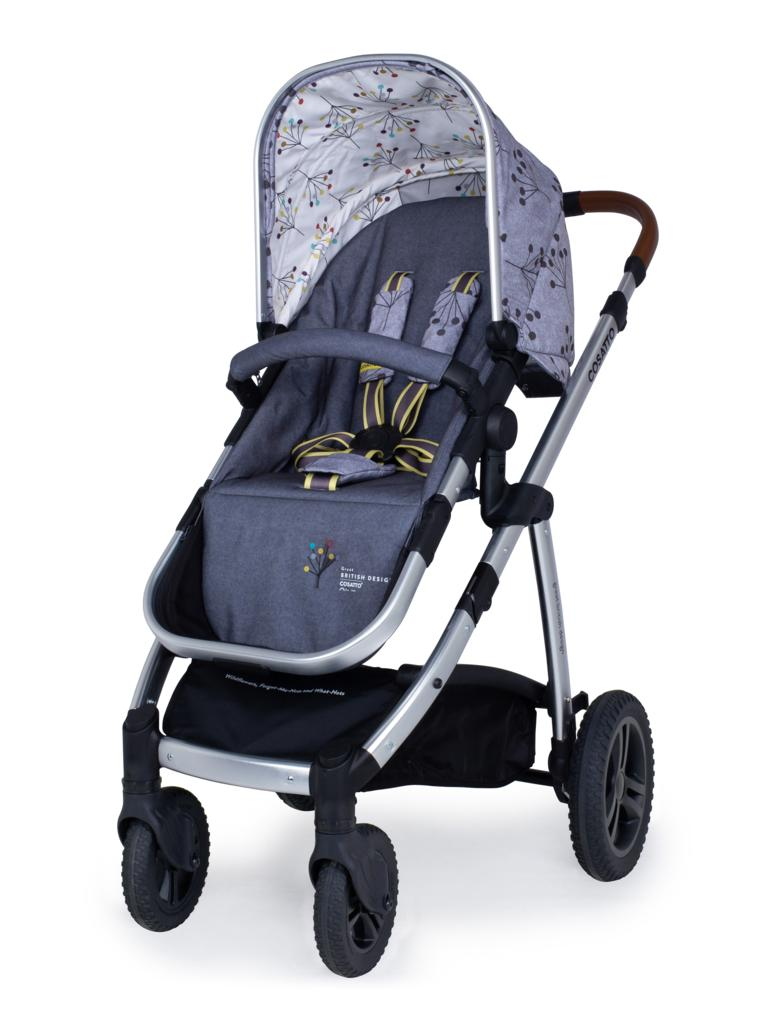 cosatto wow 2 hedgerow pushchair
