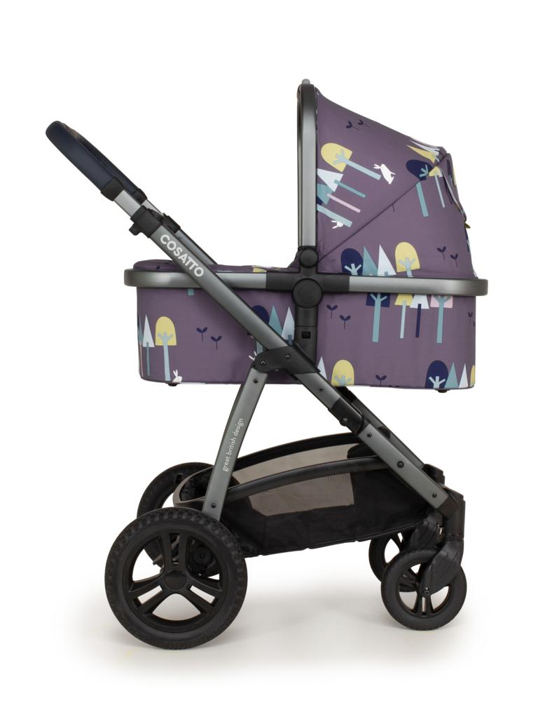 cosatto wow 2 carrycot wilderness