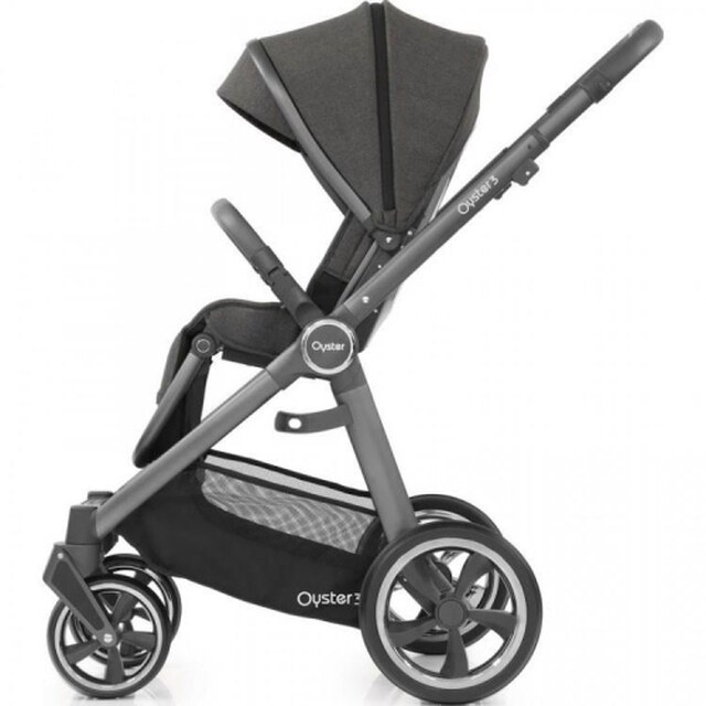 babystyle pepper oyster 3 pushchair