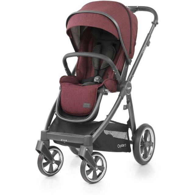 babystyle oyster 3 berry pushchair
