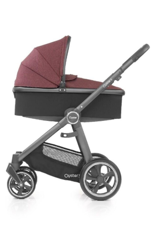 babystyle oyster 3 berry travel system