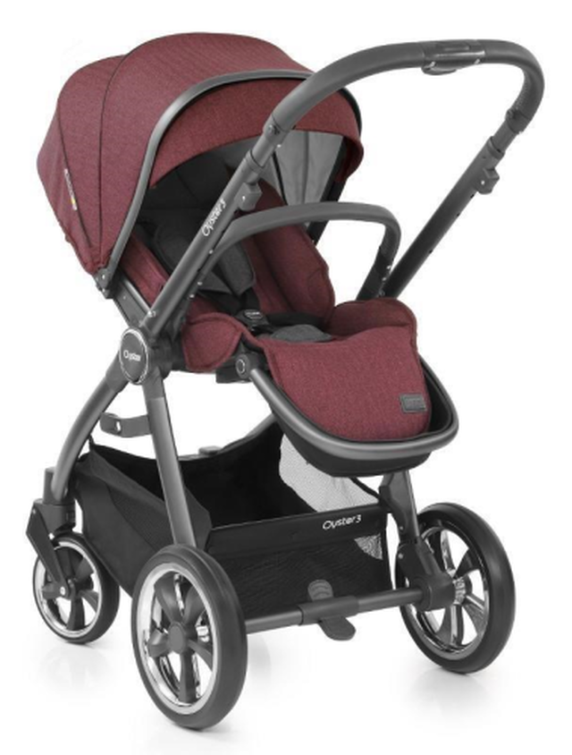 oyster 3 berry pushchair