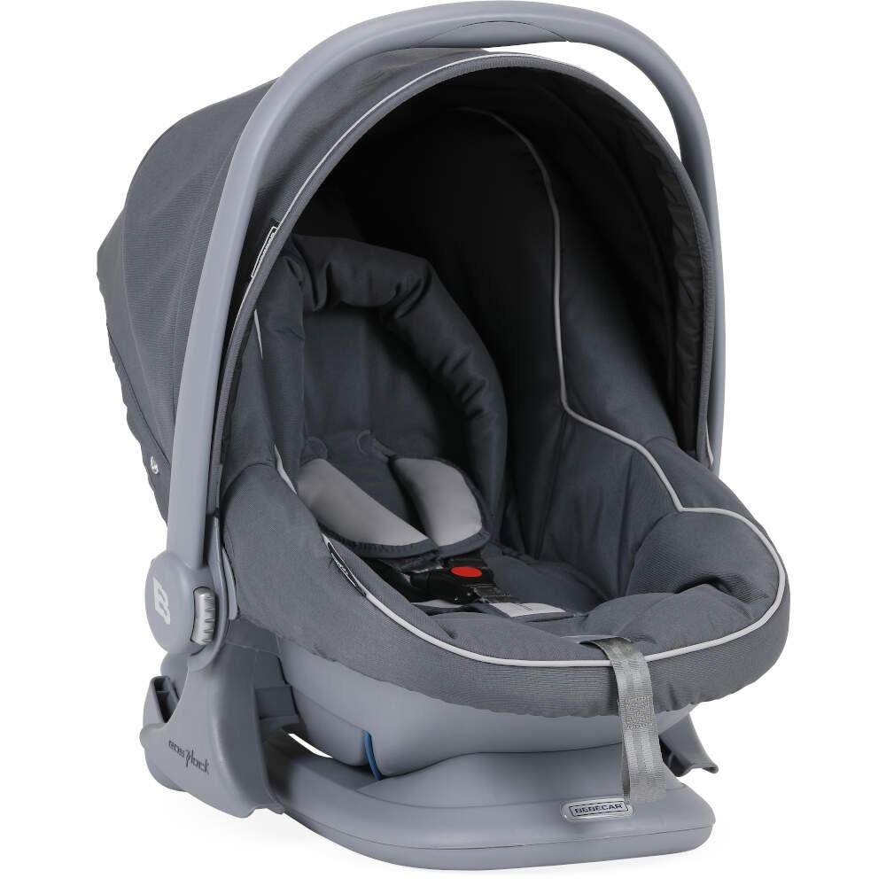 bebecar ip-op pewter car seat