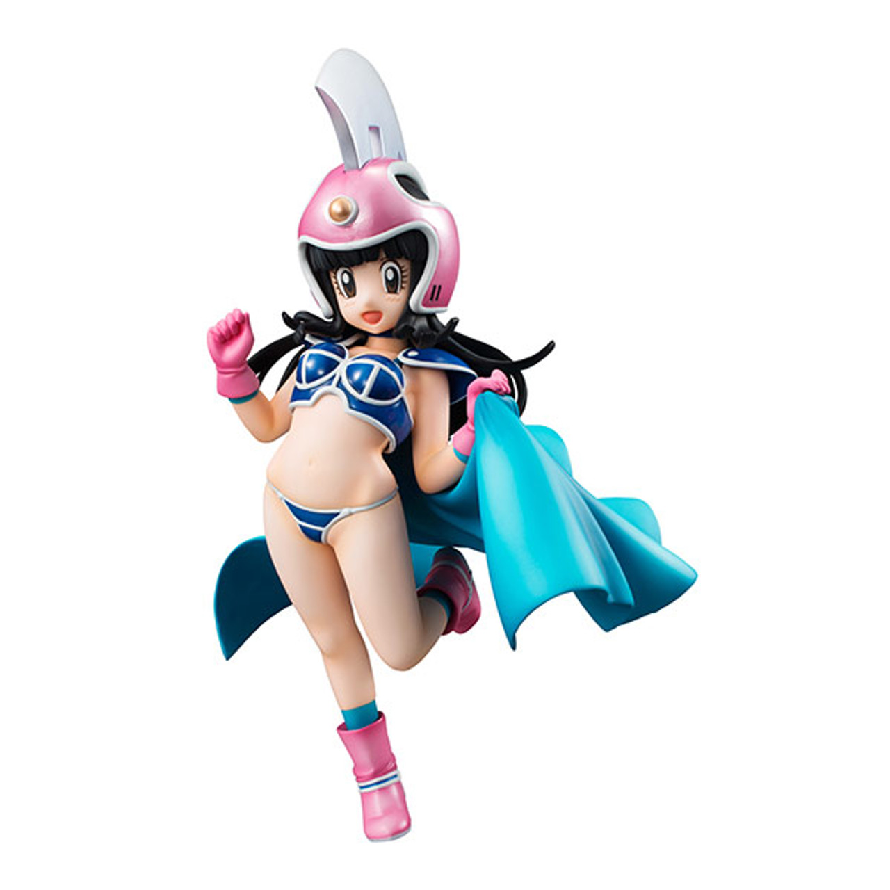MegaHouse Dragon Ball Gals Lunchi Black Hair Ver Lunch Girls Figure New in Box