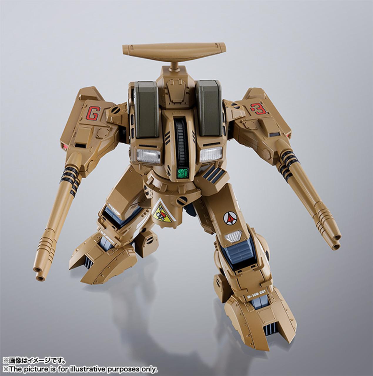 Japan BANDAI HI-METAL R Macross DESTROID SPARTAN /& DESTROID DEFENDER SET
