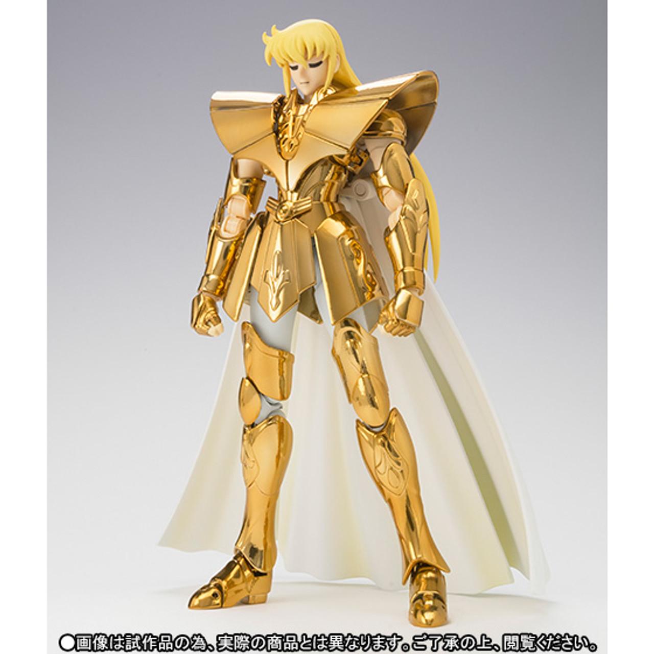 Bandai Saint Seiya Myth Cloth EX Virgo Shaka Revival version Action Figure NEW