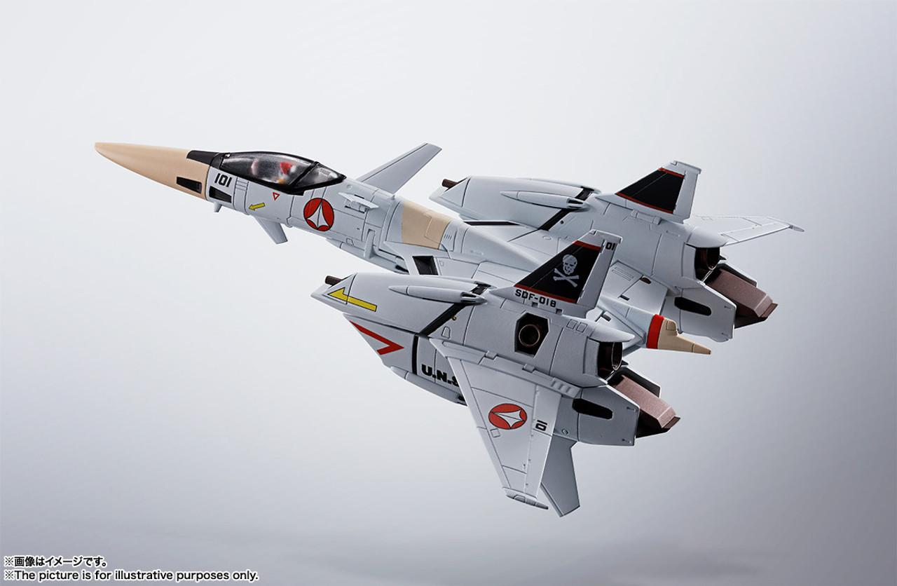 HI-METAL R Macross VF-4 LIGHTNING III Action Figure BANDAI NEW from Japan