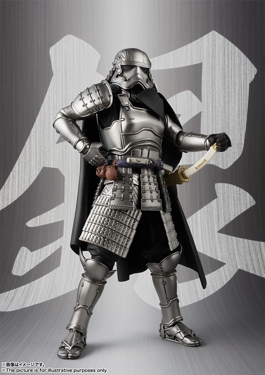 Tamashii Limited Meisho Movie Realization Star Wars Yumi Ashigaru Stormtrooper
