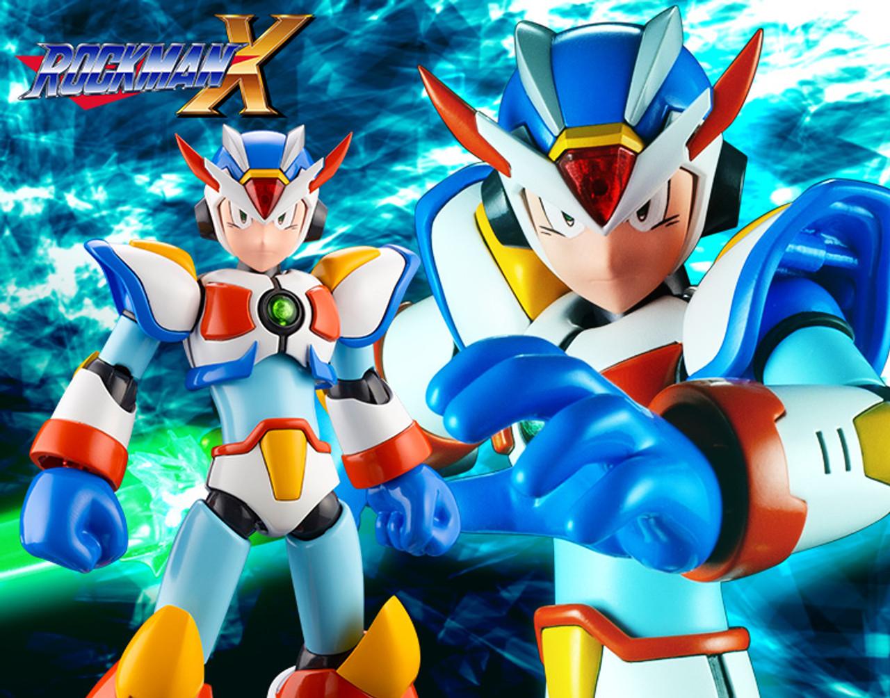 Kotobukiya Mega Man X Zero 1//12 Plastic Model