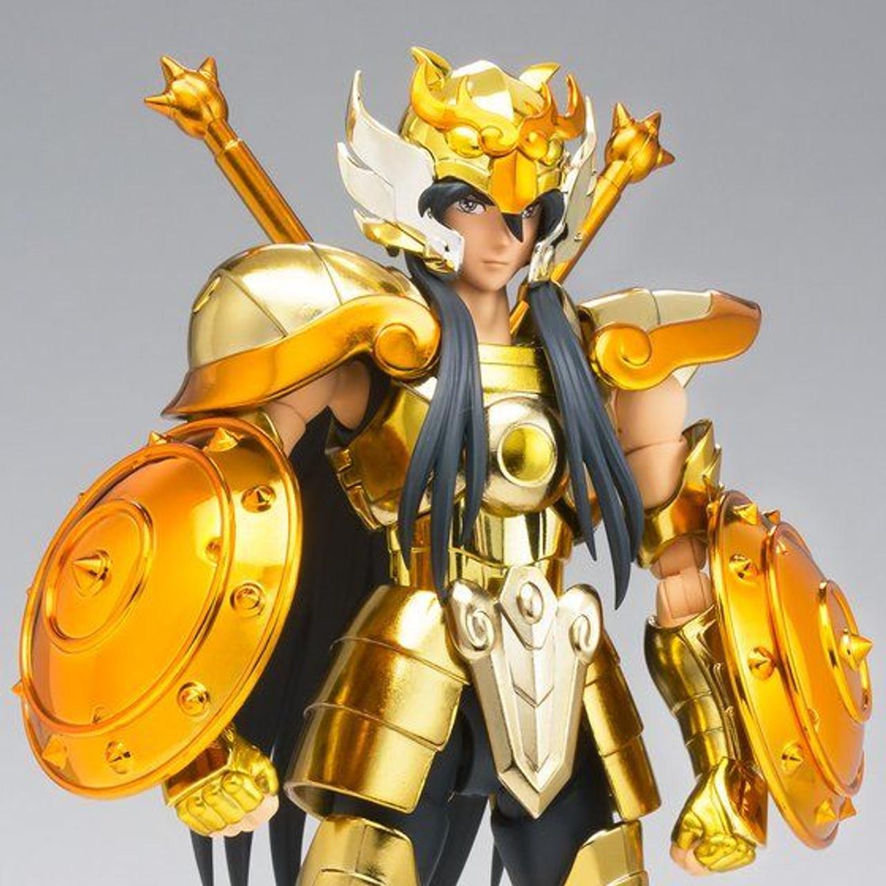 BANDAI Premium Saint Seiya Cloth Myth EX Aquarius Hyoga Action Figure
