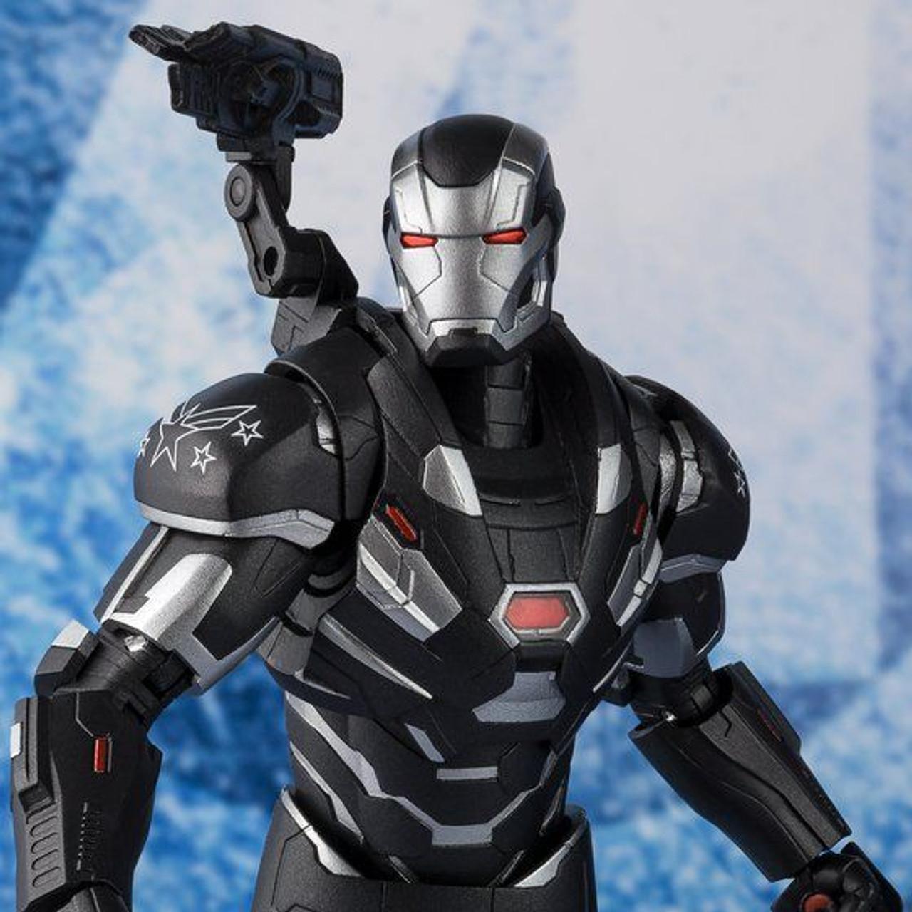 Avengers 4 Endgame Armor Thanos Captain America War Machine Action Figure Toys
