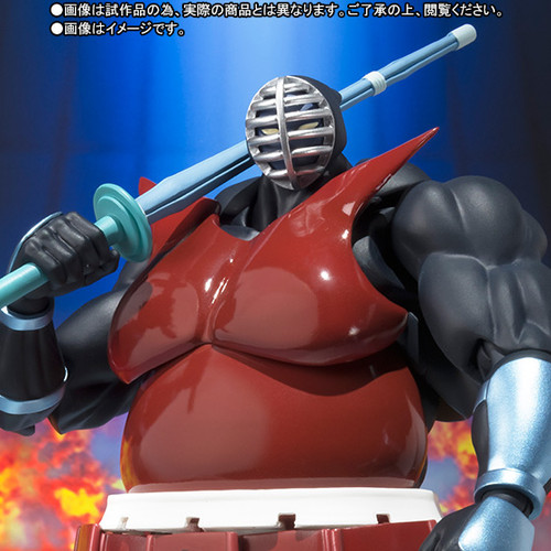 Bandai S.H.Figuarts Big the Budo Kinnikuman Action Figure