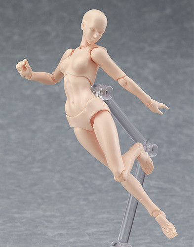 Figma Archetype Next He//She PVC Action Figure 135mm Art Anime Toys 15th NEW