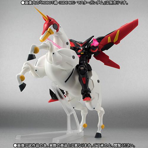 MS IN ACTION ! master Gundam /& Fengyun comeback