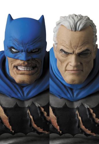 TDKR:The Dark Knight Triumphant Japan version MAFEX Batman