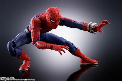 /> SH Figuarts Marvel Avengers Spiderman Spider-Man Toei TV Figure Box C9 SHF