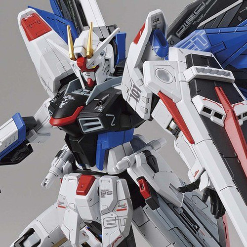 Full Mechanics 1/100 The Gundam Base Limited ZGMF-X10A Freedom Gundam Ver. GCP Plastic Model ( OCT 2021 )