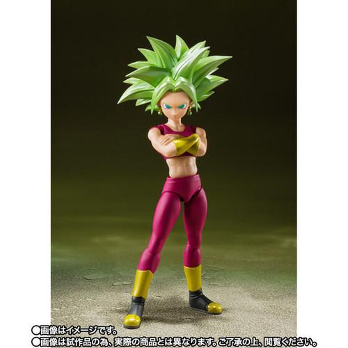 S.H.Figuarts Super Saiyan Kefra (Dragon Ball Super) Action Figure