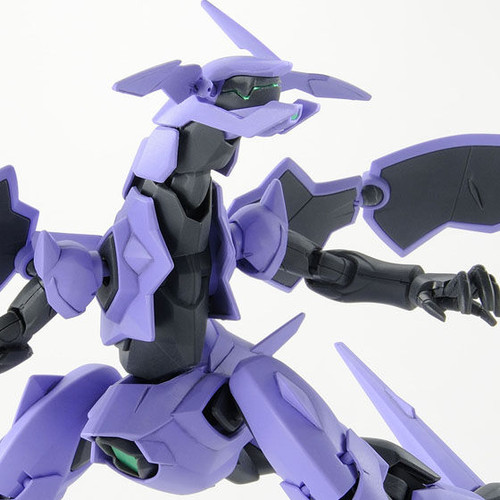 HG 1/144 Danazine (Purple Color Ver.) Plastic Model ( DEC 2021 )