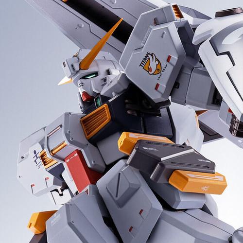 METAL Robot Spirit SIDE MS Gundam TR-1 [HAZEL CUSTOM] & OPTION PARTS SET