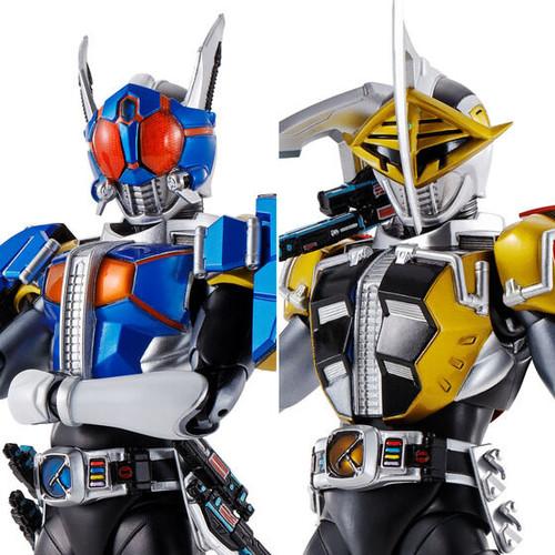 S.H.Figuarts (Shinkoccou Seihou) Kamen Rider Den-O Rod Form / AX Form Action Figure