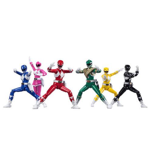 SHODO SUPER Kyoryu Sentai Zyuranger Action Figure
